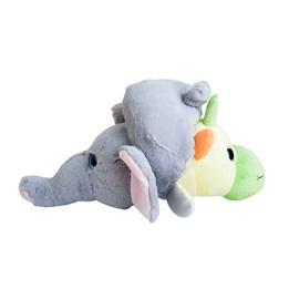 Turn a rounds, Plysj drage/elefant 40 cm
