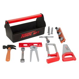 Power tools-Verktøykasse med verktøy