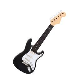 Stage - Elgitar med lyd, svart