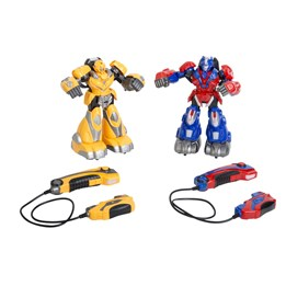 Fighting Robot 2 pack, 20cm