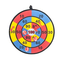 Aktive Kids, Dartboard Velcro 3 + 3