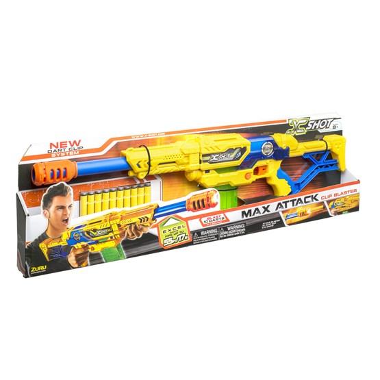 Max Attack Clip Blaster