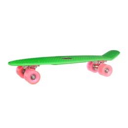 Skills on Wheels, Skateboard 45 cm - grønn