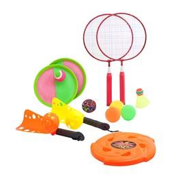 Active Kids, Sport- & lekesett i 13 deler