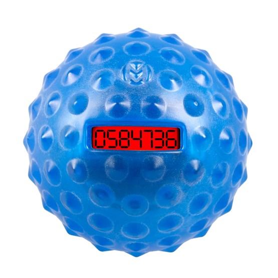 Master a million, Sprettball med telleverk, blå