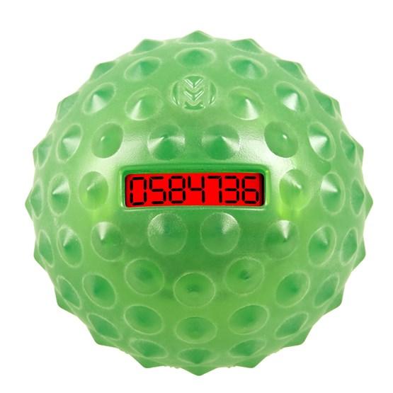 Master a million, Sprettball med telleverk, grønn