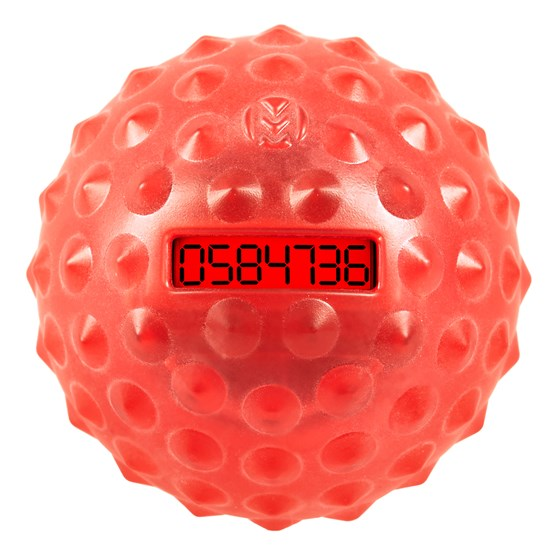 Master a million, Sprettball med telleverk, rød