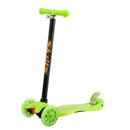 Skills on Wheels, Trehjul sparkesykkel, grønn