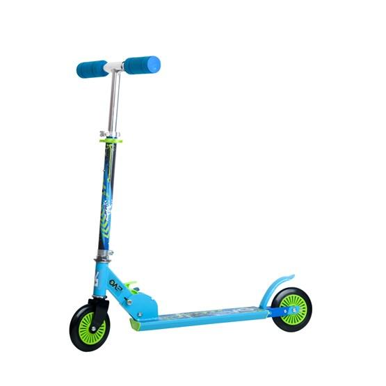 EVO Scooter Stunt Level, blå