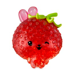 Bubbleezz, Large Fruits - Suzy Strawbunny 15 cm