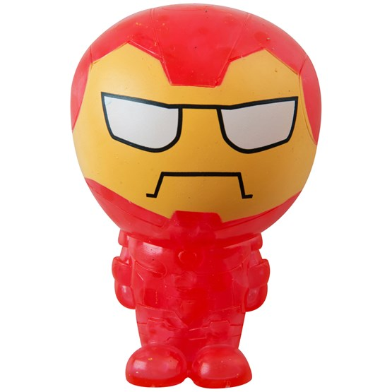 Bubble Pals, Marvel Iron Man - Rød
