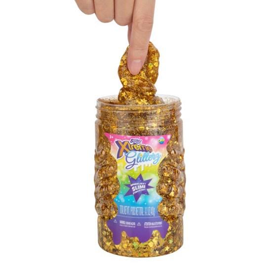 Orb Slimy - Xtreme Glitterz Gold