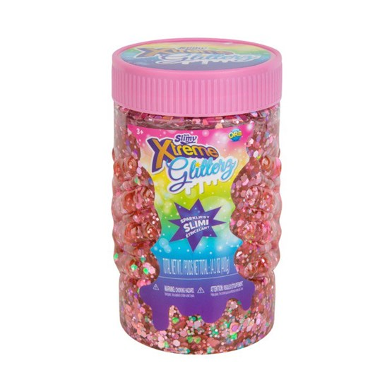 Orb Slimy - Xtreme Glitterz Pink