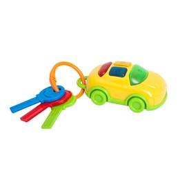 KID, Bilnøkler med lyd og lys
