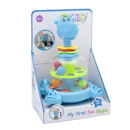 KID - Press & Fun Hippo