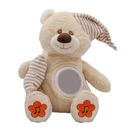 KID - Plysjbjørn med nattlampe