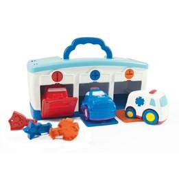 KID, Lek og lær Garasje med biler