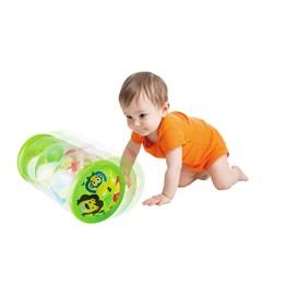 KID, Ballbane i oppblåsbar sylinder