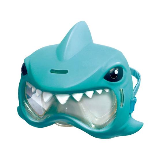Aqua Kidz, Maske, blå hai 5+