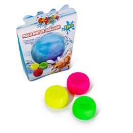 Flergangsbrukelige Vannballonger 3-pack