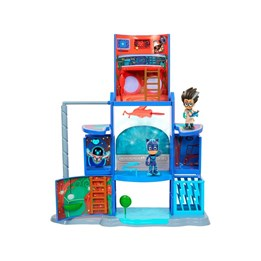 PJMasks, Transformation Playset