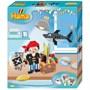 Hama, Gift Box Pirate Play 2.500 pcs