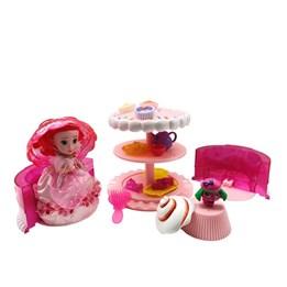 Cupcake Surprise, Tea party surprise rosa