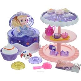 Cupcake Surprise, Tea party surprise lila
