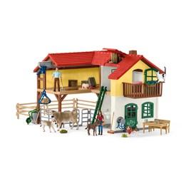 Schleich, Large Farm House