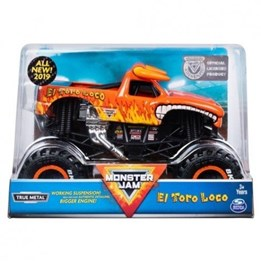 Monster Jam 1:24 Earth Shaker