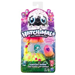 Hatchimals, Colleggtibles - Light Up Nest