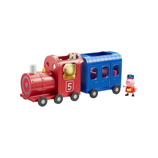 Peppa Gris, Train & Carriage