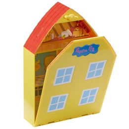 Peppa Gris - Home and Garden Playhouse