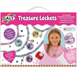 Galt, Treasure lockets - Skattemedaljonger