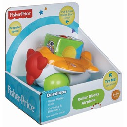 Fisher Price, Roller Blocks