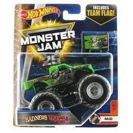 Hot Wheels, Monster Jam - BNTF-Mud 1:64