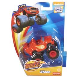 Blaze & Monsters, Small Scale Diecast - Blaze