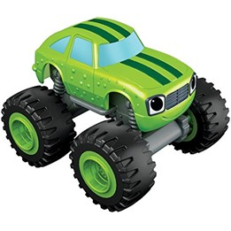 Blaze & Monsters, Small Scale Diecast - Pickle