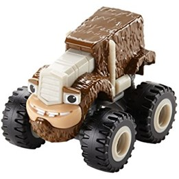 Blaze & Monsters, Small Scale Diecast - Gasquatch