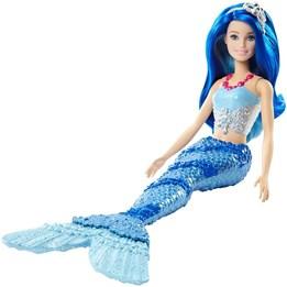 Barbie, Dreamtopia Mermaid - Mountain blå