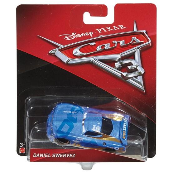 Disney Cars 3, Daniel Swervez