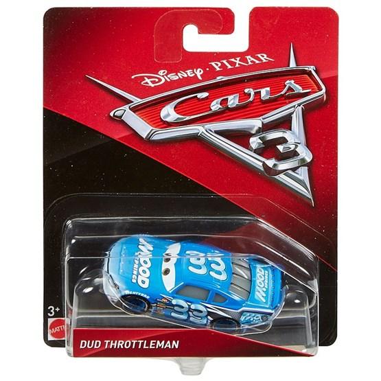 Disney Cars 3, Dud Throttleman