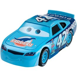 Disney Cars 3, Cal Weathers