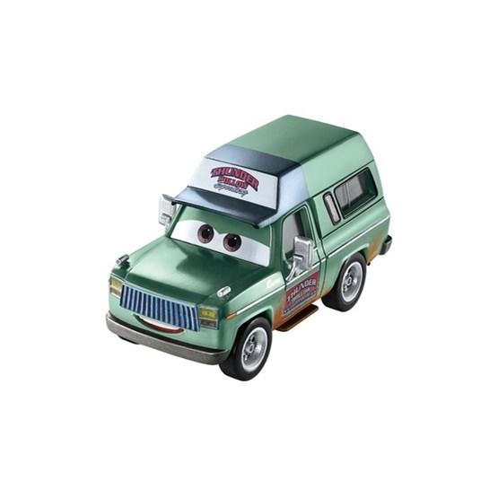 Disney Cars 3, Character 1:55 - Roscoe