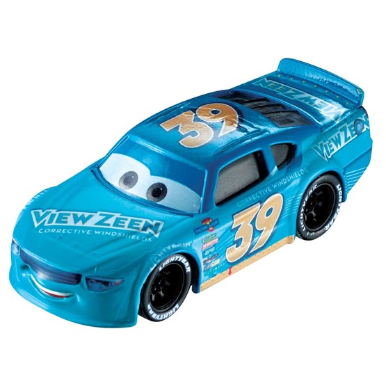 Disney Cars 3, Buck Bearingly