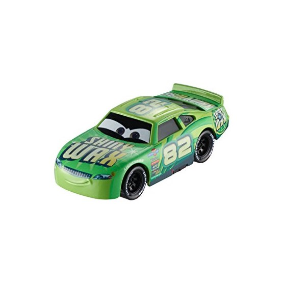 Disney Cars 3, Character 1:55 - Darren Leadfoot