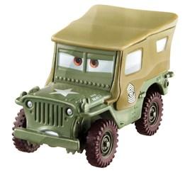 Disney Cars 3, Sarge