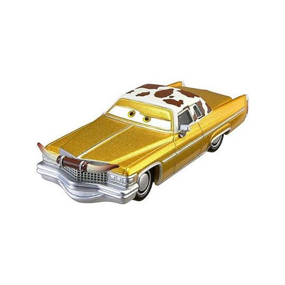 Disney Cars 3, Character 1:55 - Tex Dinoco