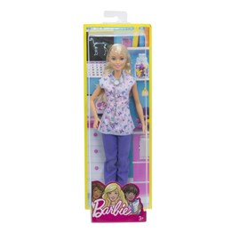 Barbie, Careers Core Doll - Nurse