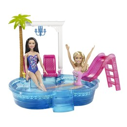 Barbie, Glam Pool Party